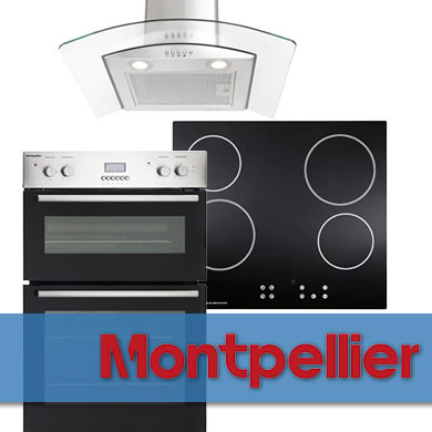 Montpellier Kitchen Appliance Packages