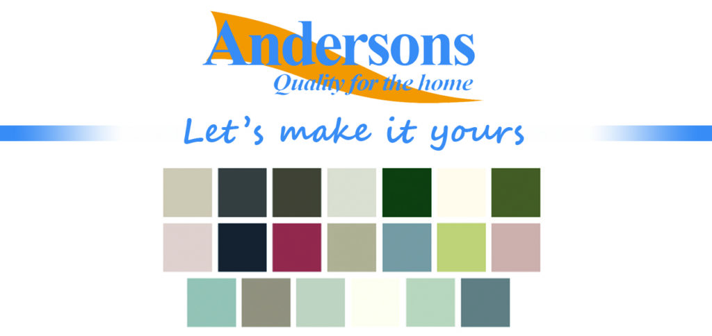 Let's Make It Yours Painted Fitted Kitchens