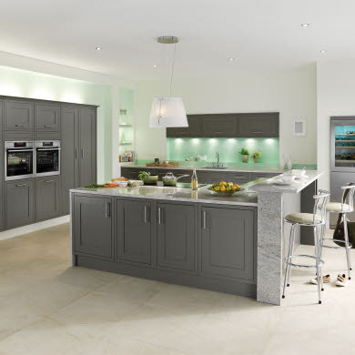 Somerton Fern Traditional Kitchen